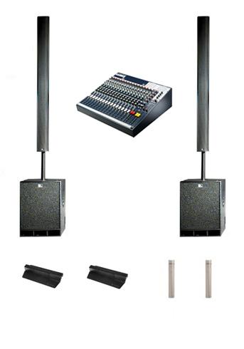 Spoken Production Theatre Sound System Hire Kent