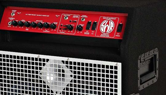 SWR Super Redhead Bass Combo Hire