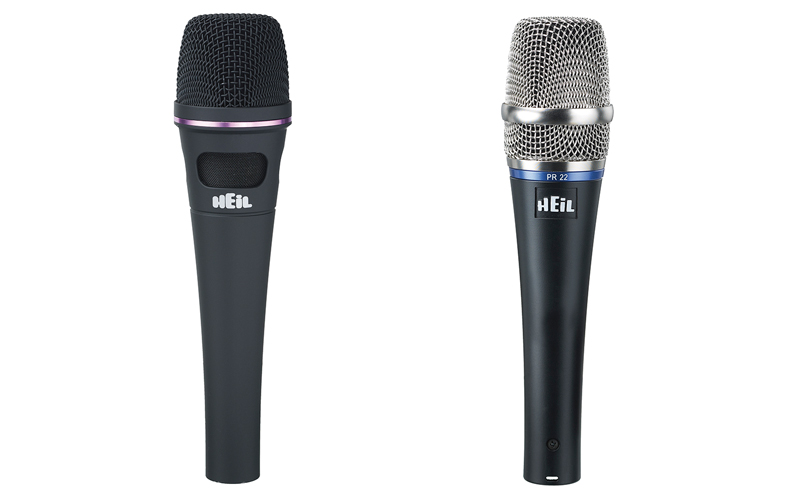 Heil Sound Microphones
