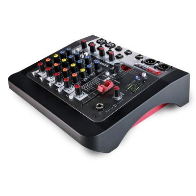 Allen & Heath ZED6FX Mixer Hire