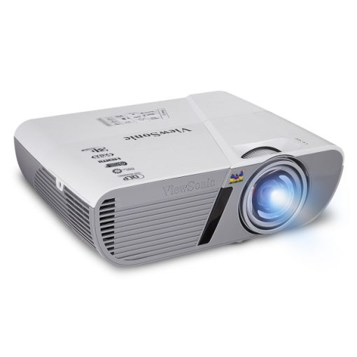 Viewsonic PJD5553lws Projector Hire Kent