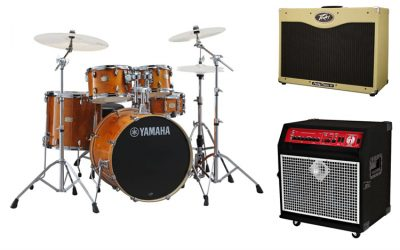 Backline Equipment Hire Focus….