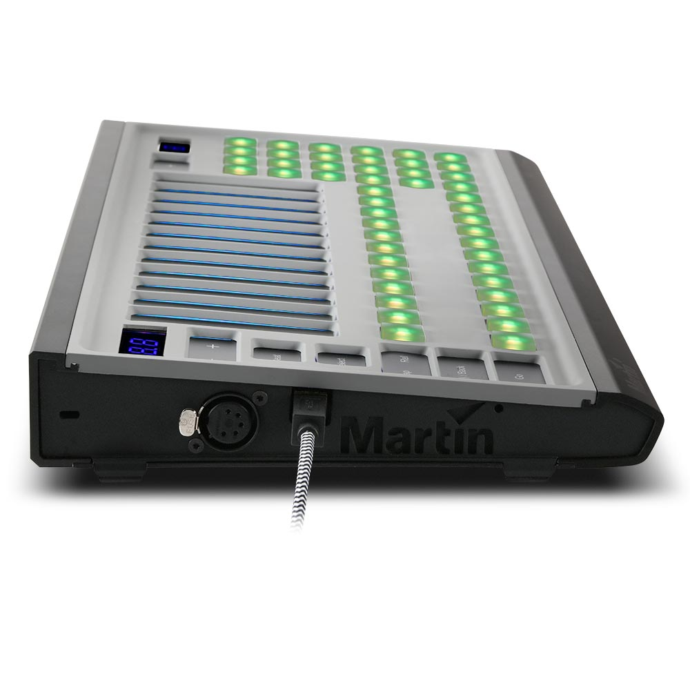 martin professional m play lighting controller bandshop sound light. Black Bedroom Furniture Sets. Home Design Ideas