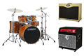 Music equipment backline hire