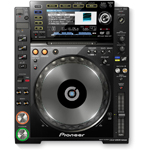 Pioneer CDJ-2000NXS DJ Deck hire in Kent, London & the South East