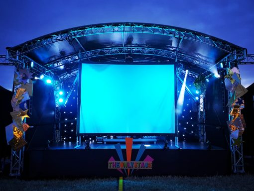 ARC 6x4 Stage Hire Kent