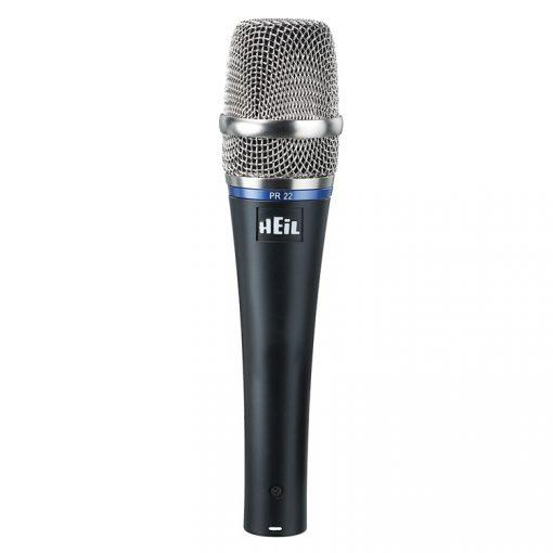 Heil Sound PR 22 microphone hire Kent