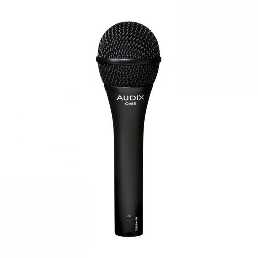 Audix OM5 microphone hire Kent