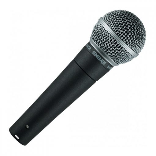 Shure SM58 microphone hire Kent