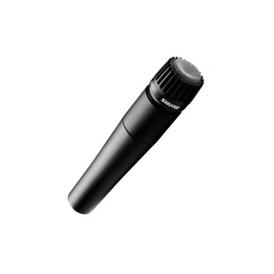 Shure SM57 microphone hire Kent