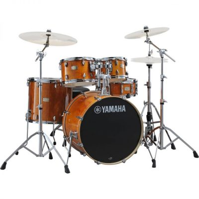 Yamaha Stage Custom drum kit hire Kent