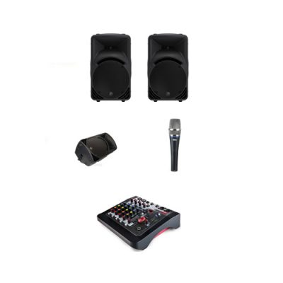 Solo PA System hire Kent
