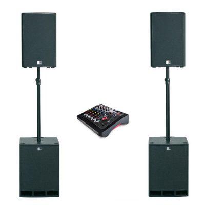 DJ sound system hire Kent