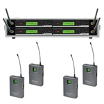 Sennheiser XS Wireless System Rack Pack hire in Kent, London & the South East