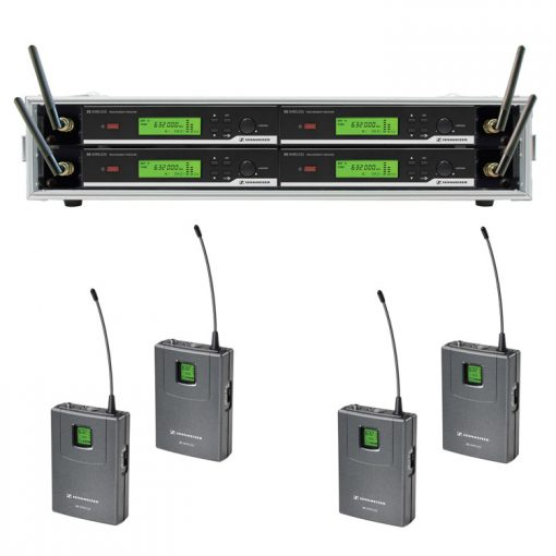Sennheiser XS wireless system hire Kent