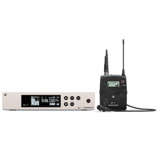 Sennheiser G4 wireless lavalier microphone hire Kent