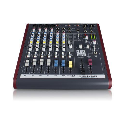 Allen & Heath ZED60-10FX Mixer Hire Kent