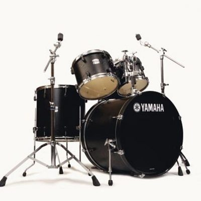 Yamaha Stage Custom Advantage Nouveau Drum Kit Hire Kent