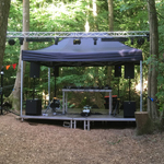 Gazebo stage hire in Kent, London & the South East