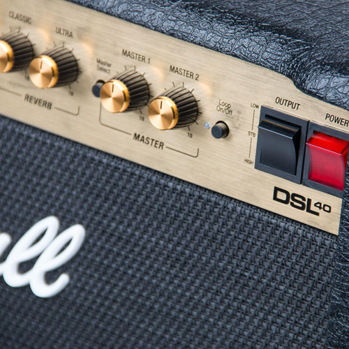 Guitar amplifier hire in Kent, London & the South East