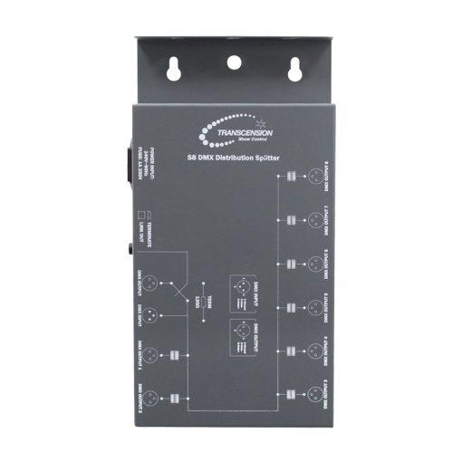 Transcension S 8 DMX Distribution Splitter